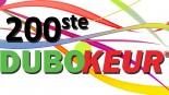 Het 200ste DUBOkeur product
